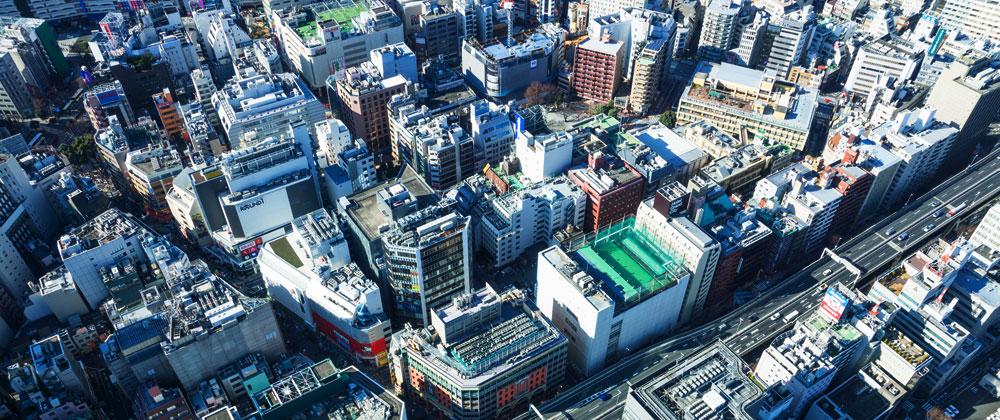 都市基盤再生イメージ